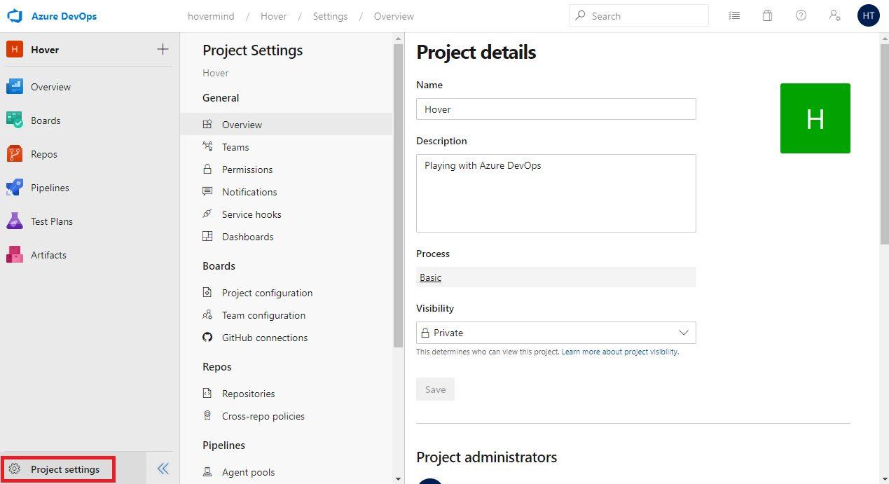 Azure DevOps overview Step 10